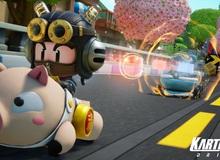 Game 'trở về tuổi thơ' bóng nước KartRider: Drift với phiên bản đua xe siêu hấp dẫn