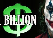 The Joker trở thành phim nhãn R đầu tiên trong lịch sử đạt doanh thu 1 tỷ đô