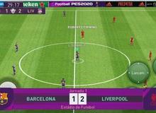 Hướng dẫn làm quen với PES 2020 Mobile, game bóng đá đỉnh cao trên di động