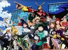 """Top 10 manga """"quyền lực nhất"""" trong lòng người hâm mộ truyện tranh hiện nay"""