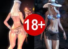 """[18+] 5 MMORPG """"nóng bỏng"""" đến khó thở mà các chiến binh No Nut November đặc biệt không nên """"sờ mó"""" tới"""