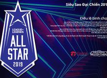 Cổng bình chọn All-Star Việt Nam chính thức mở cửa, Artifact, Levi và Zeros cạnh tranh ngôi vị dẫn đầu