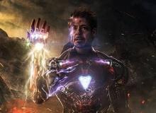 Lộ kịch bản gốc của Endgame: Iron- Man thoát chết và người hy sinh là một nhân vật khác