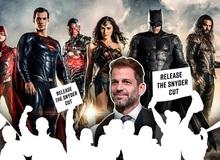 """""""Thánh chiến"""" #ReleaseTheSnyderCut bùng nổ, liệu sẽ còn cơ hội nào cho Warner Bros?"""