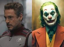 Đúng 10 năm Robert Downey Jr lại nhọ một lần: Tượng vàng Oscar lẽ nào về tay Joker?