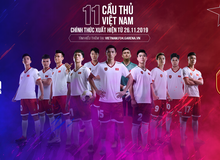 Đội hình tuyển Việt Nam xuất hiện trong trailer bom tấn, EA Sports phá lệ 'buff' cực khủng cho Quang Hải, Công Phượng...