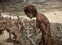 Attack on Titan: Các Titan Khổng Lồ liệu có thể vượt biển để phá hủy thế giới bên ngoài