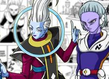 Dragon Ball Super 54: Hé lộ thân phận thật sự của Merus- người sẽ giúp Goku hoàn thiện Bản năng vô cực đến cấp độ của Thần
