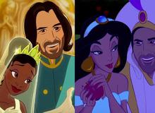 Khi John Wick trở thành các hoàng tử của Disney thì sẽ bá đạo cỡ nào?