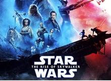 """Trước thềm công chiếu, Star Wars IX tung loạt poster """"siêu to, siêu đẹp"""" khiến các fan đứng ngồi không yên"""