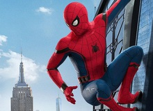 Hóa ra đây là thiết kế bên trong chiếc mặt nạ của Spider-Man, khá là cool ngầu