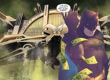 """Justice League #36: """"Brainiac 1 Củ"""" bị biến thành ghế ngồi, Batman lại thể hiện độ chịu chơi"""
