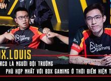 PUBG Mobile - Phỏng vấn Louis: 'Marco là người đội trưởng phù hợp nhất với Box Gaming ở thời điểm hiện tại'