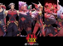 LMHT: Đợi trang phục vô địch của Riot thì lâu quá, fan cuồng FPX tự tay thiết kế loạt skin CKTG đẹp mê hồn