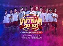 Lần đầu tiên FIFA Online 4 chơi lớn tặng miễn phí cầu thủ Việt Nam cho tất cả game thủ đồng hành cùng đội tuyển Việt Nam tại SEA Games 30