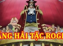 One Piece: Số phận những thành viên mạnh nhất băng hải tặc Roger, người thì về quê nuôi cá, người thì thành Tứ Hoàng (P1)