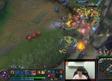 (Video Vietsub) Faker cosplay Wolf với Alistar Hỗ trợ combo max ping