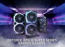 MSI giới thiệu bộ sậu VGA tuyệt hảo cho phân khúc trung cấp GTX 16 Super tại Việt Nam
