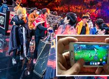 So sánh CKTG Liên Quân Mobile với LMHT tựa như đem SEA Games đọ World Cup