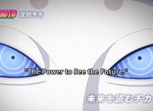 """Boruto: Xuất hiện """"phiên bản"""" mạnh nhất của Rinnegan, có màu xanh và khả năng nhìn trước tương lai"""