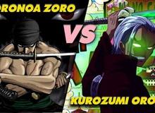 """One Piece: Zoro Roronoa và 4 thế lực có khả năng sẽ """"xử trảm"""" Rắn 8 đầu Orochi vào cuối arc Wano"""
