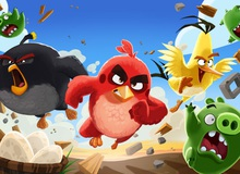 Vì sao cách chơi kéo thả đơn giản của Angry Birds lại gây nghiện với hàng tỷ lượt tải trên khắp thế giới?