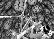 """'Ngôi làng bị lãng quên': Truyện tranh kinh dị """"hại não"""" mới của thiên tài kinh dị Ito Junji"""