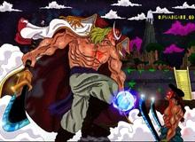 """One Piece: 4 bằng chứng cho thấy Râu Trắng cũng phải """"khiếp sợ"""" trước sức mạnh của Oden"""