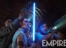 Star Wars: Rise of Skywalker hé lộ thêm hình ảnh về bộ ba nhân vật chính