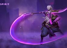 DOTA 2: Ngỡ ngàng với trailer bản 7.23 của máy chủ Trung Quốc - Void Spirit bá đạo như Thanos