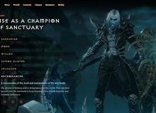Tổng quan 6 class sẽ góp mặt trong bom tấn Diablo Immortal (P2)