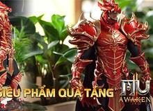 MU Awaken VNG khiến người chơi ngất ngây với mô hình tượng nhân vật Dark Knight Siêu chất nhân dịp sinh nhật 1 tuổi