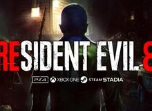 Sau khi phát hành Resident Evil 3 Remake, Capcom có thể ra mắt ngay Resident Evil 8