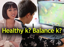Chuyện chơi game - học hành: Làm sao để vừa healthy vừa balance?