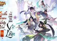 """Ngọc Kiếm Truyền Kỳ đã mở landing, 500 anh em võ lâm mau đăng ký nhận code """"hóng"""" game ra mắt"""