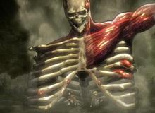 Attack on Titan: Cơ thể của Titan thật sự nặng hay nhẹ?