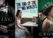 """Phim Netflix tháng 11: Series """"bóc phốt"""" hoàng gia Anh trở lại, siêu phẩm sắp tranh giải Oscar ra mắt"""