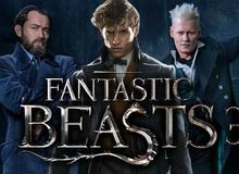 """Fantastic Beasts 3 chính thức khởi quay, kéo theo sự tái xuất của """"huyền thoại"""" Johnny Depp"""