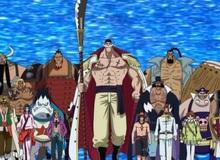 One Piece: Top 10 thành viên mạnh mẽ nhất của băng hải tặc Râu Trắng (P2)