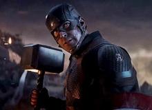 Chris Evans tiết lộ anh thích cầm 'búa của Thor' hơn là 'chiếc khiên thần thánh'