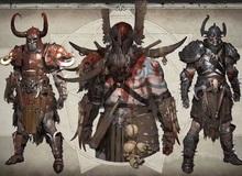 Những điều cần biết về Barbarian, chiến binh vĩ đại của Diablo IV