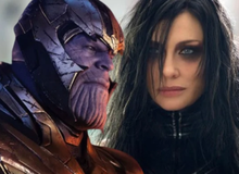 """Thanos làm gì """"có tuổi"""" đấu với Hela, điều này đã được chứng minh trong Avengers: Endgame"""