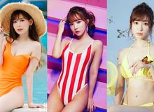 Xem bộ ảnh sexy tuyệt đối của các diễn viên phim người lớn trên tạp chí Đài Loan