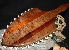 Dùi cui Lei O Mano - loại dùi cui cá mập dị biệt nhất thế giới
