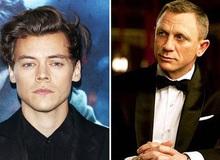 Thành viên của One Direction có thể trở thành James Bond trong loạt phim điệp viên 007