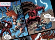 """DC Comics: King Shazam """"đập nhừ tử"""" Atlas, Ares, Rao và cả... thần Thor?"""