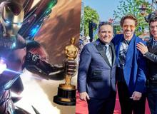 Mặc cho Robert Downey Jr. không thích, thì Marvel vẫn cứ cho Iron-Man đi tranh cử Oscar
