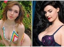"""Những nữ streamer xinh đẹp có vòng một """"khủng"""" nhất thế giới, người """"bèo"""" nhất cũng từ 86 đổ lên"""