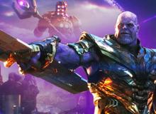 Thanos đáng lẽ đã có một cuộc chiến hoành tráng với chủng tộc ngoài hành tinh trong Avengers: Endgame