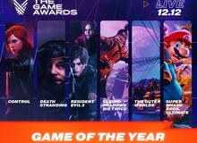 Đếm ngược The Game Awards, đi tìm tựa game hay nhất thế giới năm 2019